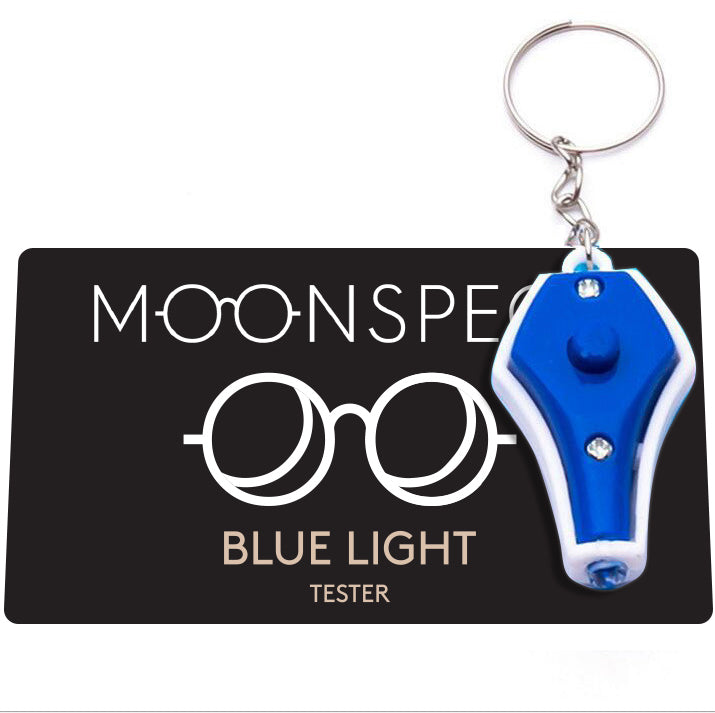 Blue Light Testing Package blue light blocking glasses - MOONSPECS