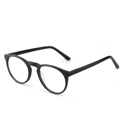 Brilliance Round blue light blocking glasses - MOONSPECS