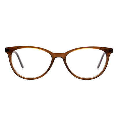 Hope Oval blue light blocking glasses - MOONSPECS