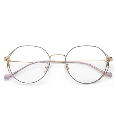 Iris Oval blue light blocking glasses - MOONSPECS