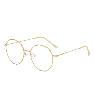 Lilian Round blue light blocking glasses - MOONSPECS