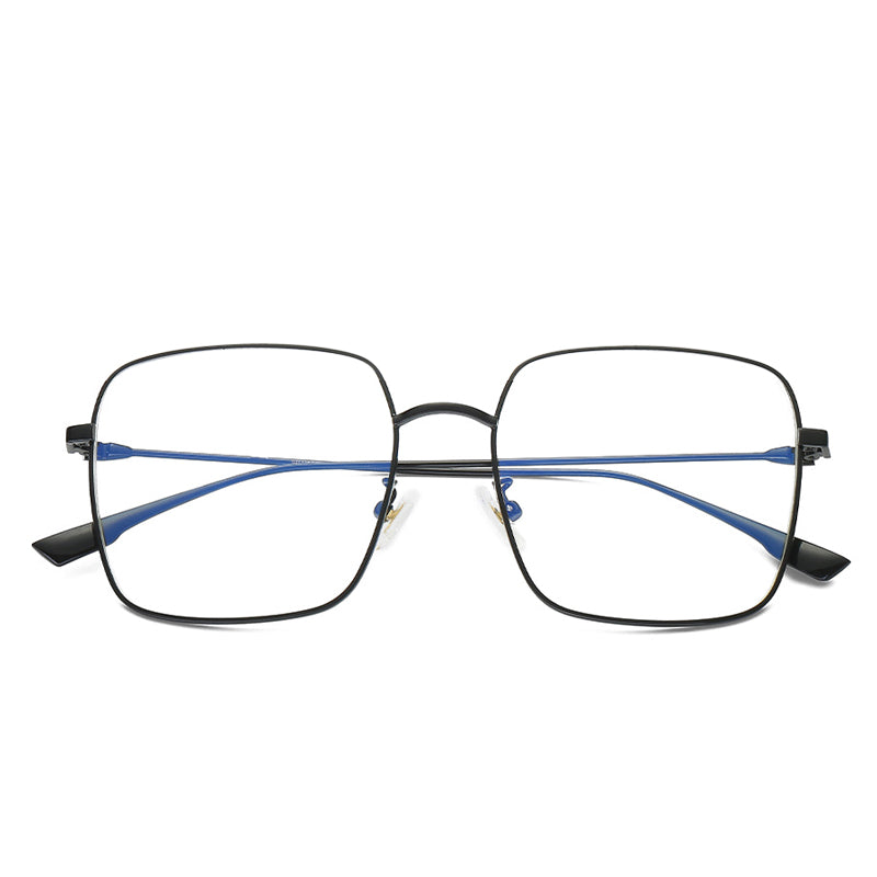 Beyond Square blue light blocking glasses - MOONSPECS