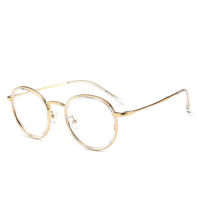 Virgo Round blue light blocking glasses - MOONSPECS