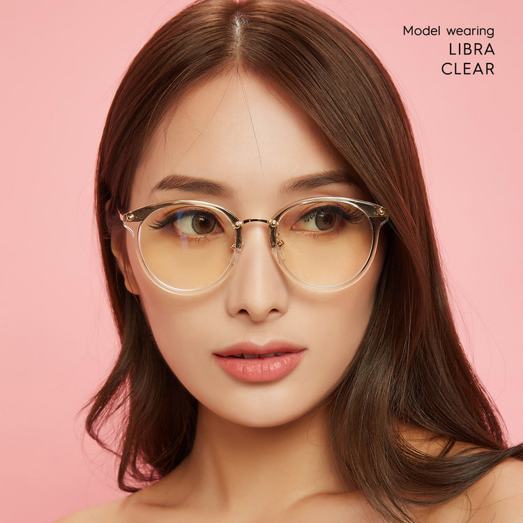 Buy Libra Prescription Computer Glasses | MOONSPECS