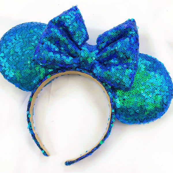 Solid mermaid ears
