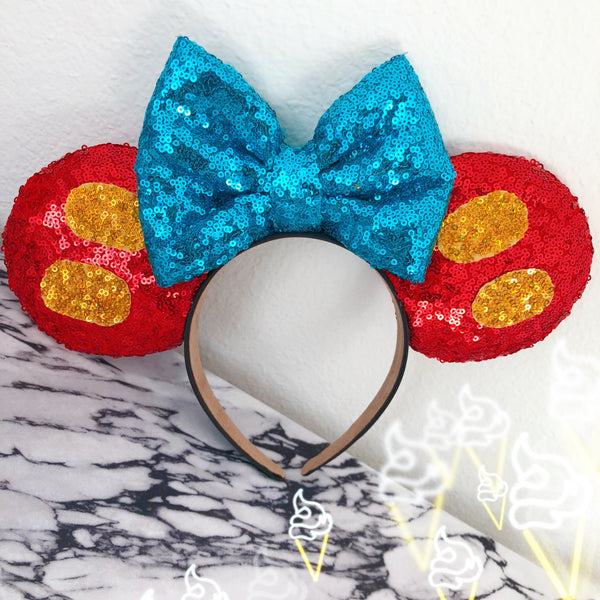 Mickey inspired ears