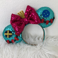 Scrump from Lilo and stitch ears
