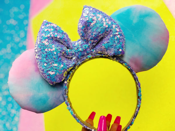 Sweet babe mouse ears