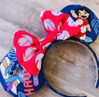 Lilo and Stitch Surf Ears