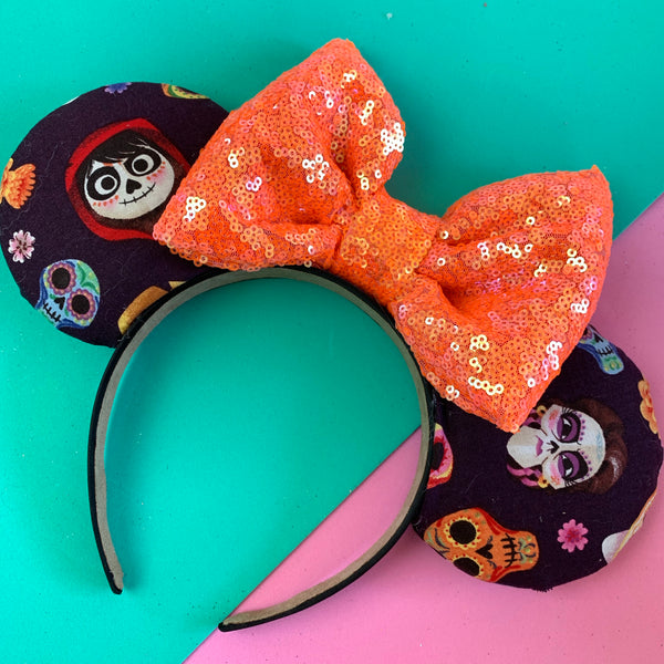 Coco Miguel fabric ears