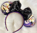 Villains fabric Ears