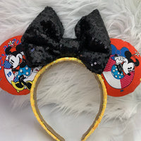 Minnie fabric ears