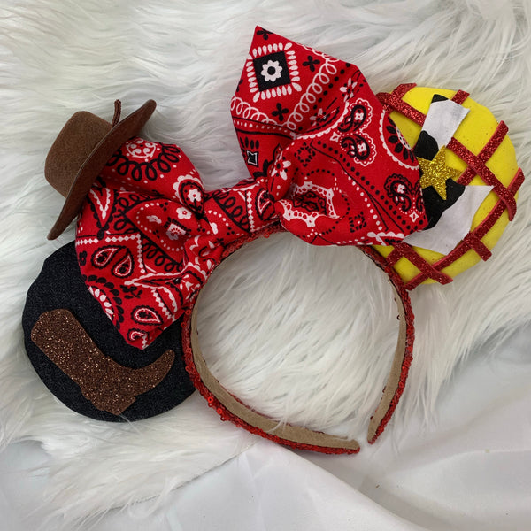 Woody inspired ears