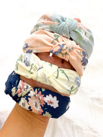 Babydoll summer headbands