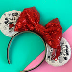 Mickey and Minnie sweethearts ears