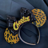 Cheetos cheetah ears