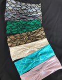 Mermaid headbands