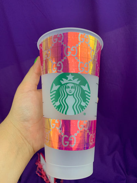Gggg starbucks cup