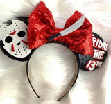 Jason Friday the 13th Ears
