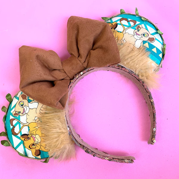 Lion king ears