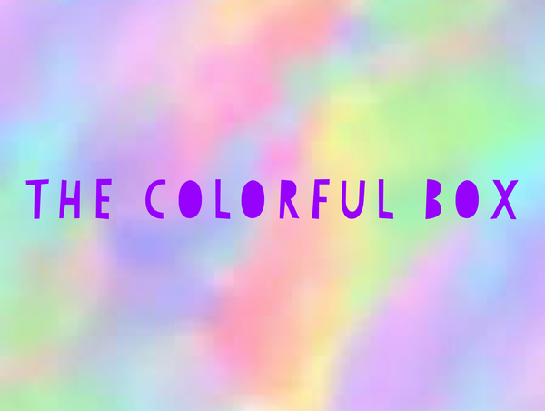 The colorful box