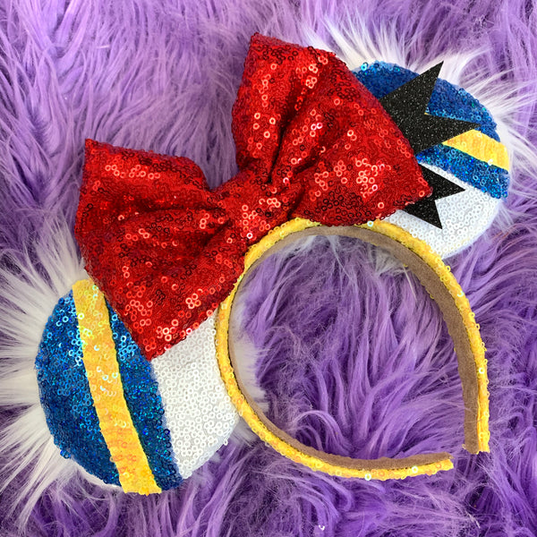Donald Duck disney ears
