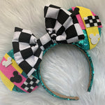Retro 90s minnie ears