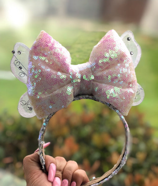 Light up tink headband