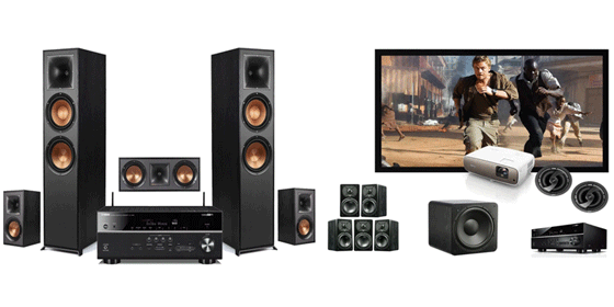 What Is A 5.1 Home Theater System?
