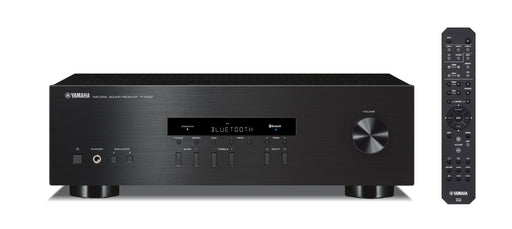 Yamaha R-S202BL Stereo Amplifier With Bluetooth® And AM / FM Radio Tuner - Best Home Theatre Systems - Audiomaxx India