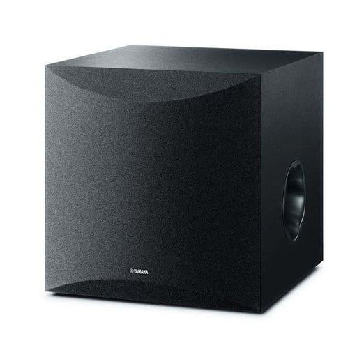 Yamaha NS-SW100 Active Subwoofer 10 Inches / 100w - Best Home Theatre Systems - Audiomaxx India