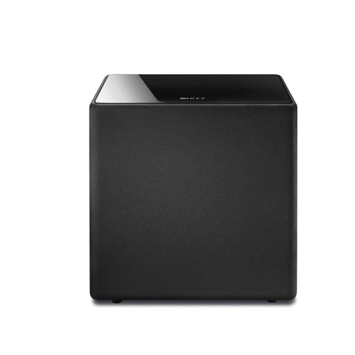 KEF Kube 8 Powered Subwoofer A Pocket Sizes Power Puncher - Audiomaxx India