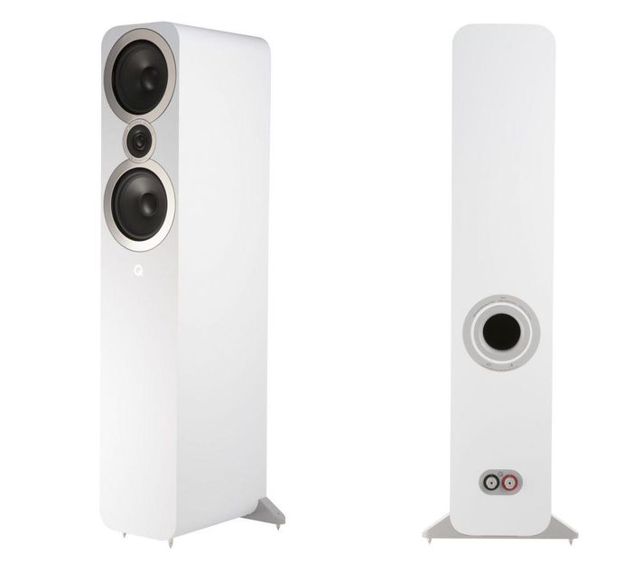 Q Acoustics Q3050i Tower Speakers Set With 3060 Subwoofer -  Dolby 5.1 Surround Sound Speaker Package # SP005 - Best Home Theatre Systems - Audiomaxx India
