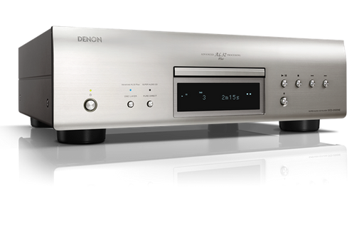 Denon DCD-2500NE Reference CD/Super Audio CD Player,192kHz/32 Bit DAC, Pure Direct - Best Home Theatre Systems - Audiomaxx India