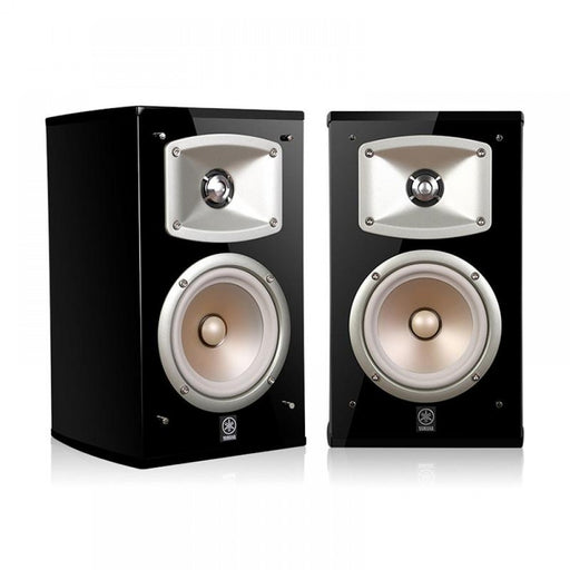 Yamaha NS-333, Bookshelf Speaker Pair- 2Way, Bass Reflex, 150 W x 2 - Best Home Theatre Systems - Audiomaxx India