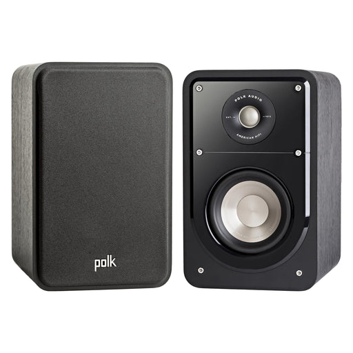Polk Audio Signature S15 Bookshelf Speaker Pair American HiFi Series - Audiomaxx India