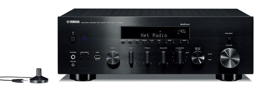 Yamaha R-N803 Network Stereo Amplifier 145W X 2 (8 Ohms) With Wi-Fi, MusicCast & Bluetoooth - Best Home Theatre Systems - Audiomaxx India