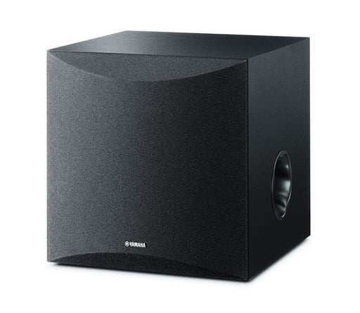 Yamaha NS-SW050 Active Subwoofer 8 Inch / 100w - Best Home Theatre Systems - Audiomaxx India