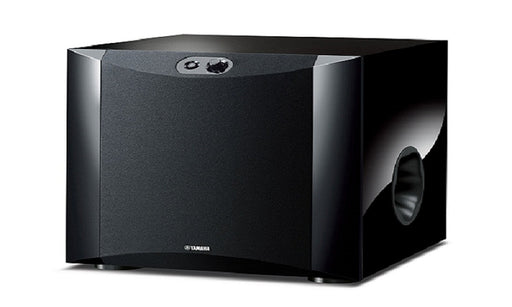 Yamaha NS-SW300 Active Subwoofer 10 Inches / 250w - Black - Best Home Theatre Systems - Audiomaxx India