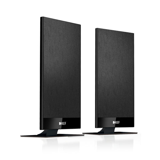 KEF T-101 Ultra Slim Speaker OnWall Mountable – Pair - Audiomaxx India