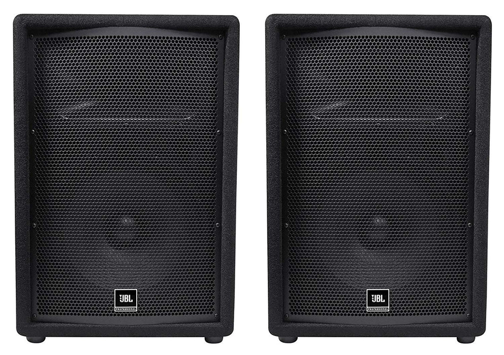 "JBL Pro JRX212 12"" 2000w Professional Passive PA/DJ/STAGE/LIVE SOUND Speakers 8 Ohm    - PAIR - SET OF 2 - Best Home Theatre Systems - Audiomaxx India"