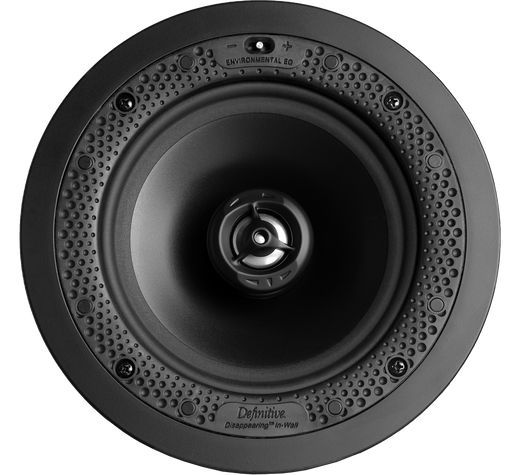 Definitive Technology DI 6.5R In-Ceiling Speaker – Pair - Audiomaxx India