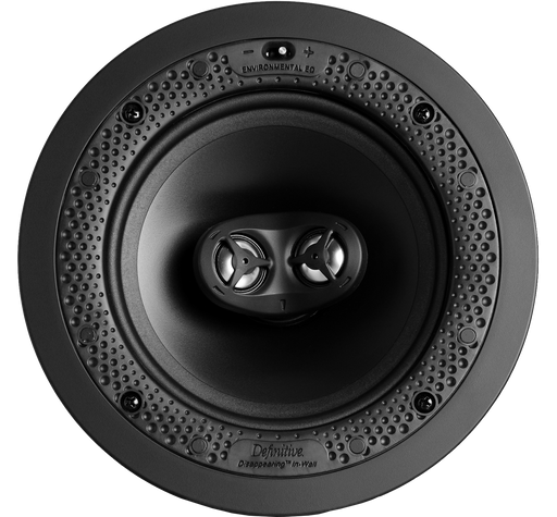 Definitive Technology Di 6.5STR In-Ceiling Stereo Input Speaker – Pair - Audiomaxx India