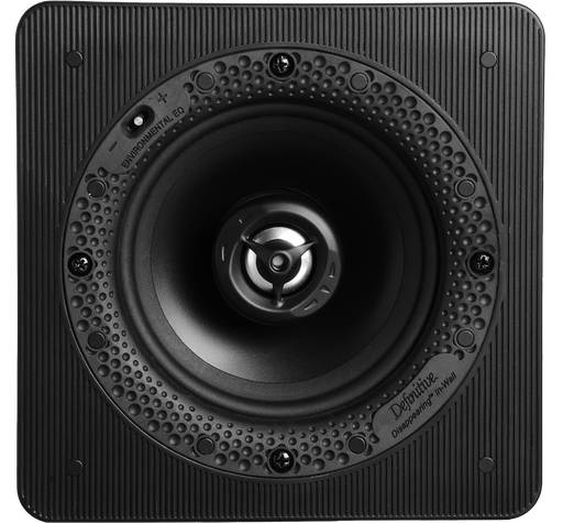 Definitive Technology Di 5.5S In-Wall Speaker – Pair - Audiomaxx India