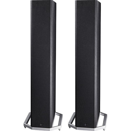 Definitive Technology BP-9020 Bipolar Tower Speakers, Built-in Powered Subwoofer – Pair - Audiomaxx India