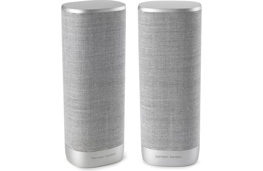 Harman Kardon Citation Surround - Wireless Rear Speaker Pair For Citation Sound bar - Best Home Theatre Systems - Audiomaxx India