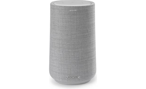 Harman Kardon Citation 100 - Wireless Smart Speaker With Google Assistant and Chromecast Built-in (Grey) - Best Home Theatre Systems - Audiomaxx India