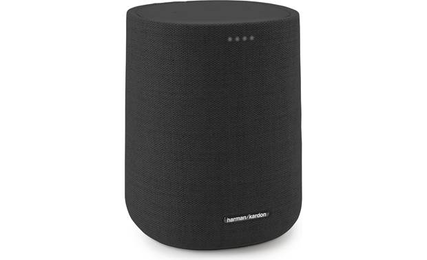 Harman Kardon Citation 100 - Wireless Smart Speaker With Google Assistant and Chromecast Built-In - Black - Best Home Theatre Systems - Audiomaxx India