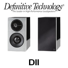Definitive Technology D11 Demand Series Bookshelf Speakers - Pair - Best Home Theatre Systems - Audiomaxx India