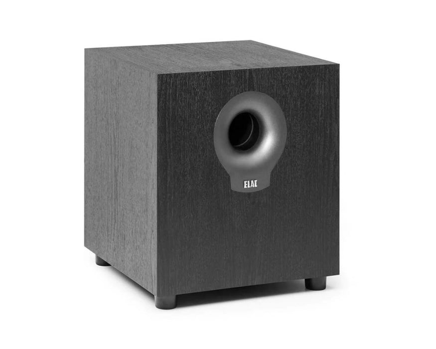 "ELAC Debut 2.0 S10.2 10"" 200W Powered Subwoofer - Best Home Theatre Systems - Audiomaxx India"